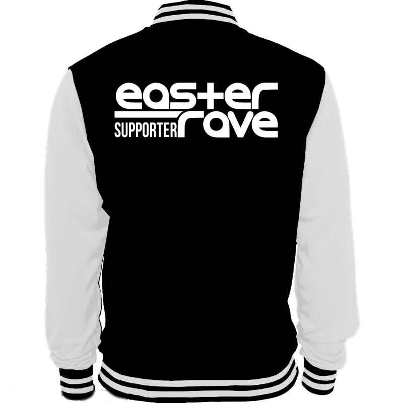 easter rave college jacke