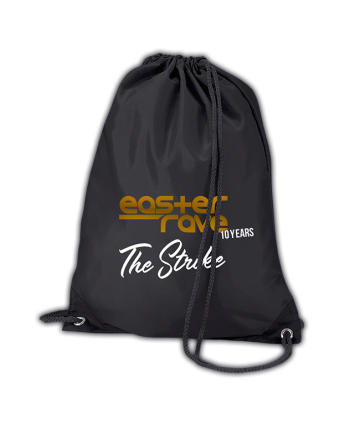 2019: Easter Rave Gymbag